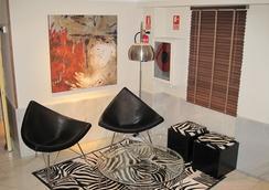 Hotel Regina - Madrid - Lobi
