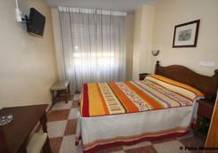 Hotel Sevilla - Almería - Kamar Tidur