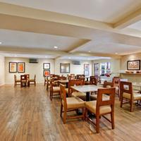 Days Inn And Suites San Diego Near Sea World Breakfast Area
