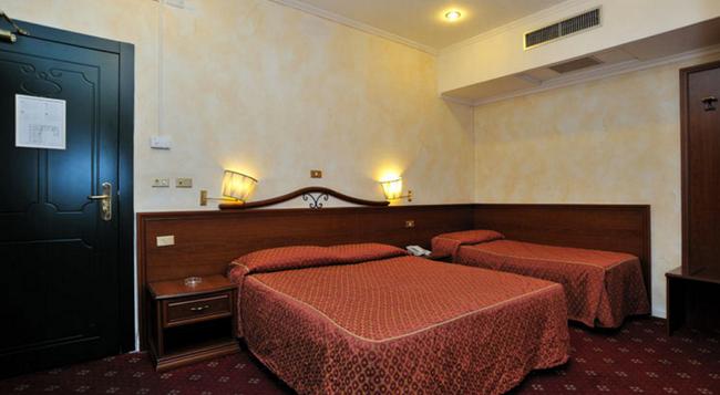 Hotel Virgilio - Rome - Bedroom