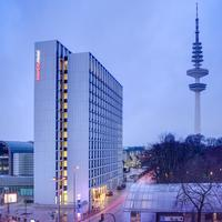 InterCityHotel Hamburg Dammtor-Messe Exterior
