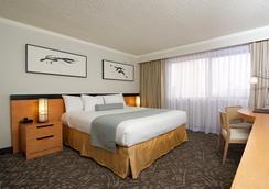 Miyako Hotel Los Angeles - Los Angeles - Kamar Tidur