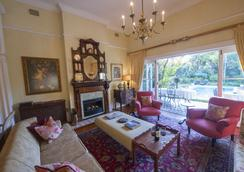 Hacklewood Hill Country House - Port Elizabeth - Lounge