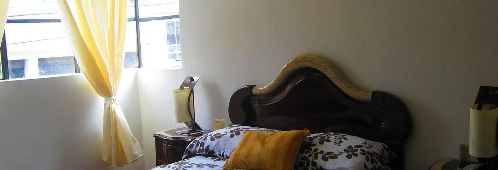 Minga House - Manizales - Bedroom