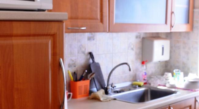 Hostel Merci - Saint Petersburg - Kitchen