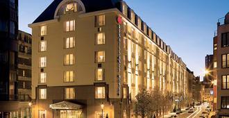 Renaissance Brussels Hotel - Brusel - Bangunan