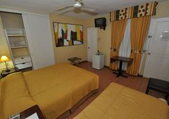 Hotel Americano - Arica - Kamar Tidur
