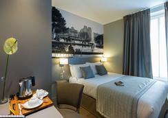 Midnight Hotel Paris - Paris - Kamar Tidur