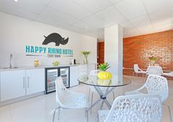 Happy Rhino Hotel - Cape Town - Lounge