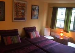 PhilDutch Houseboat Amsterdam Bed and Breakfast - Amsterdam - Kamar Tidur