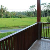 Villa Kemuning Balcony View