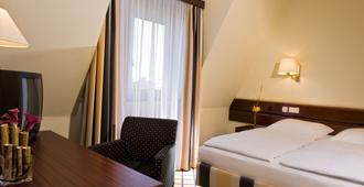 relexa hotel Stuttgarter Hof - Berlin - Kamar Tidur