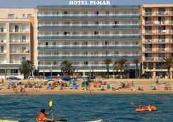 Hotel Pi-Mar - Blanes - Pantai