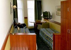 A Train Hotel - Amsterdam - Kamar Tidur