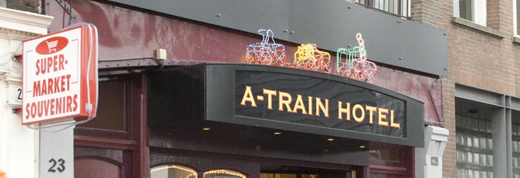 A Train Hotel - Amsterdam - Building