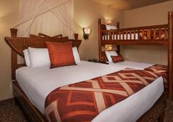Disney's Animal Kingdom Lodge - Lake Buena Vista - Kamar Tidur