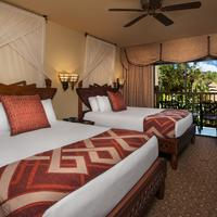 Disney's Animal Kingdom Lodge Guestroom
