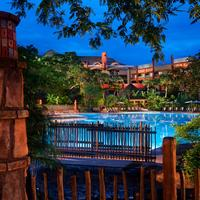 Disney's Animal Kingdom Lodge Outdoor Pool