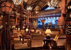 Disney's Animal Kingdom Lodge - Lake Buena Vista - Lobi