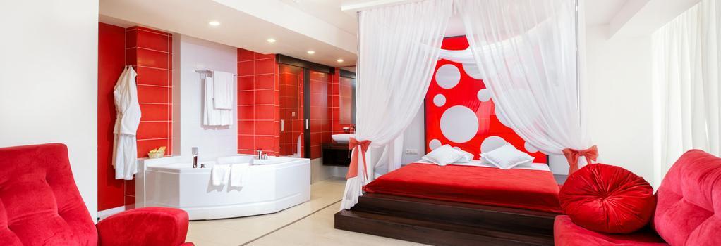 Zhemchuzhina Grand Hotel - Sochi - Bedroom