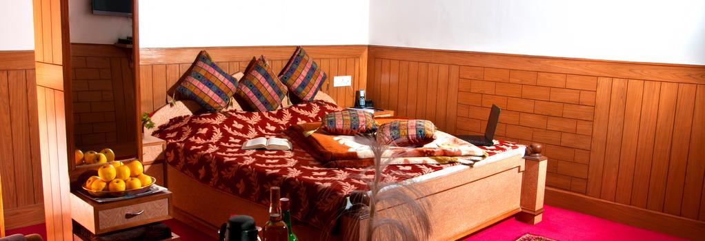 Aditya Home Stay - Shimla - Bedroom
