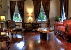 Queen Anne Bed And Breakfast - Denver - Ruang tamu