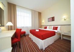 Green Park Hotel - Ekaterinburg - Kamar Tidur