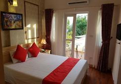 Hanoi Gate 1 Hotel - Hanoi - Kamar Tidur