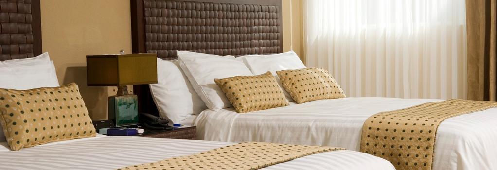 Rincón del Valle Hotel & Suites - San Jose - Bedroom