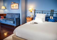 Augusta Spa Resort - Sanxenxo - Kamar Tidur