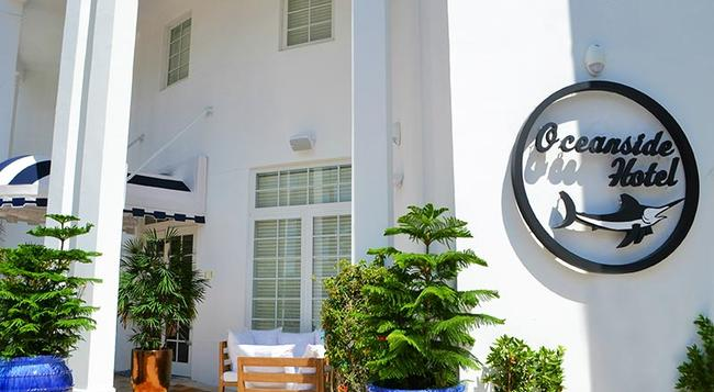 Oceanside Hotel - Miami Beach - Building