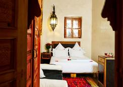 Riad Dar Justo - Marrakesh - Kamar Tidur