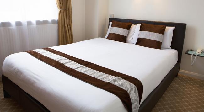 Abbey Court, Hyde Park Hotels - London - Bedroom