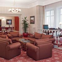 Moscow Marriott Grand Hotel Guest room