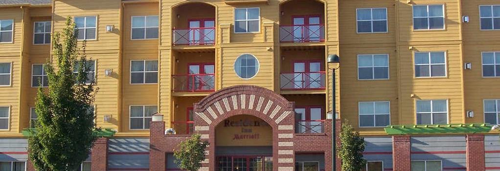 Residence Inn by Marriott Portland North Harbour - Portland - Building