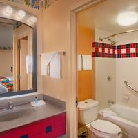 Disney's All-Star Sports Resort Guestroom