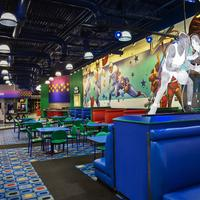 Disney's All-Star Sports Resort Restaurant