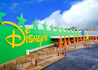 Disney's All-Star Sports Resort