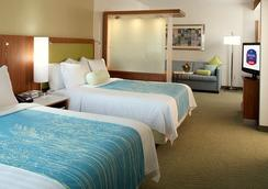 SpringHill Suites Houston Intercontinental Airport - Houston - Kamar Tidur