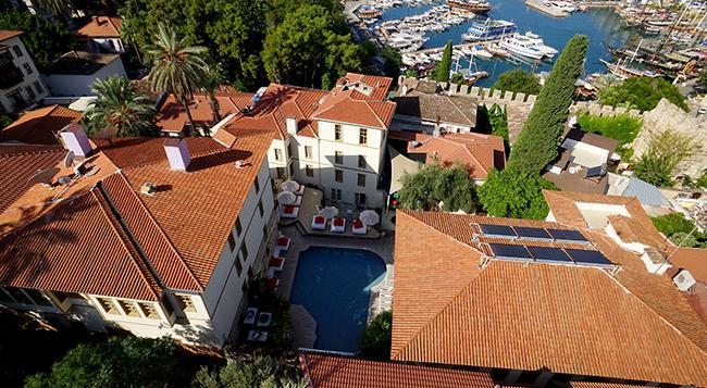 Puding Marina Residence - Special Class - Antalya - Building