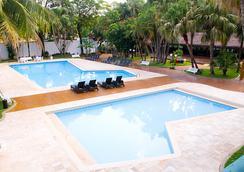 Hotel Lanville Athenee - Foz do Iguaçu - Kolam
