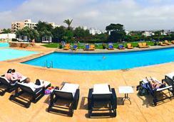 Anezi Tower Hotel - Agadir - Kolam