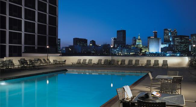 Ramada Plaza Atlanta Downtown Capitol Park - Atlanta - Pool