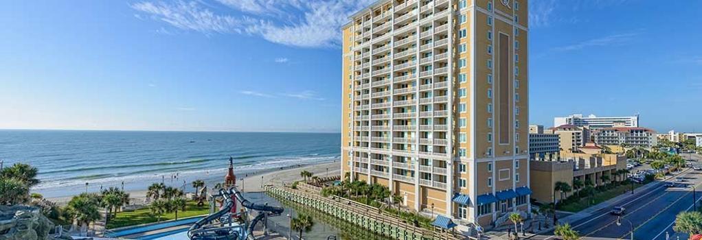 Westgate Myrtle Beach Oceanfront Resort - Myrtle Beach - Building