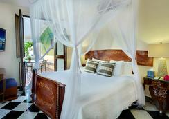 Villa Herencia Hotel - San Juan - Kamar Tidur