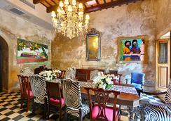 Villa Herencia Hotel - San Juan - Restoran