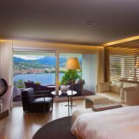 THE VIEW Lugano Guestroom