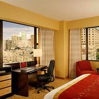 San Francisco Marriott Union Square Guest room