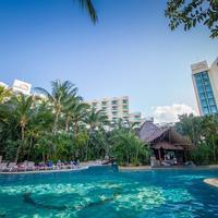 Grand Park Royal Cozumel Pool