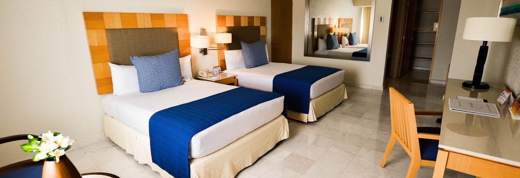 Park Royal Cancun - Cancun - Bedroom